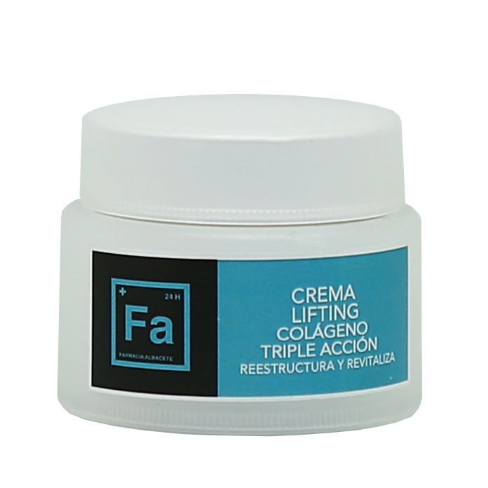 CREMA LIFTING TRIPLE ACCIÓN. Envase 50 ML