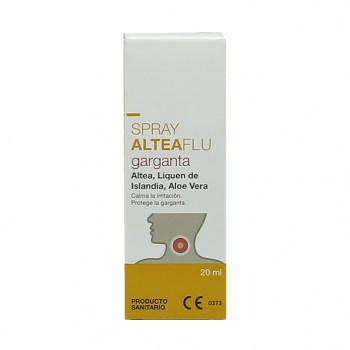 SPRAY ALTEAFLU GARGANTA. Frasco 20ML