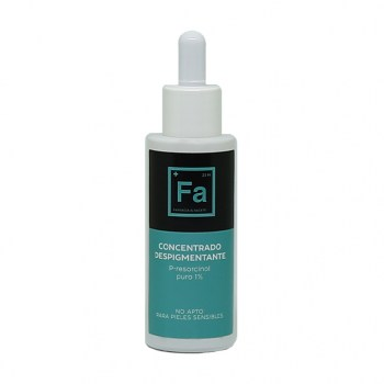 CONCENTRADO DESPIGMENTANTE P-RESORCINOL 1%  Frasco 30ML