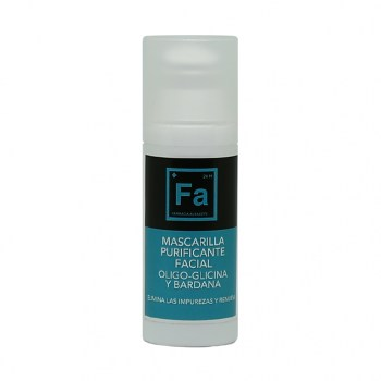 MASCARILLA PURIFICANTE FACIAL. Frasco 50ML