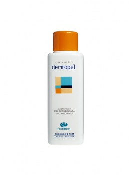 CHAMPU DERMOPEL 220 ML RUEBER